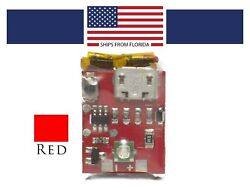 RED Flytron Strobon Cree LED Drone Strobe UAV operated 3 mile Extremely bright $27.99