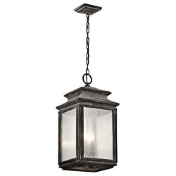 Kichler Wiscombe Park 4-Light Outdoor Lantern