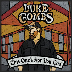 Luke Combs This One#x27;s For You Too New CD Deluxe Ed $15.21