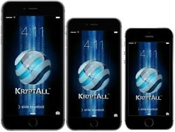 KryptAll Encrypted Anti-Surveillance k-iPhone Secure Network iPhone X Encrypted