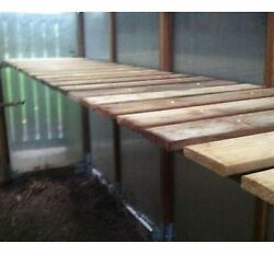 Bench Kit for GKP816 Greenhouse Very Strong Home Safe Grow Plant Shelter Garden