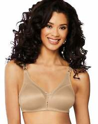 Women's Bali Bra Wirefree Double Support All Around Lingerie Flexible Support $11.43