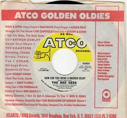 The Bee Gees-How Can You Mend A Broken Heart (VG+)