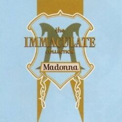 Madonna - Immaculate Collection [New Vinyl] UK - Import