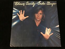 1978 LP~SHAUN CASSIDY~Under Wraps~Warner Bros BSK3222~NM VinylCoverorig Sleeve