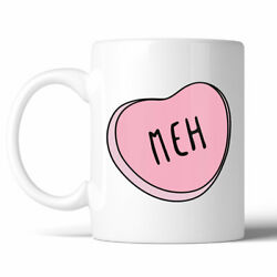 2 Piece He is My Valentine and She is My Valentine Matching 11 oz. Mug Set