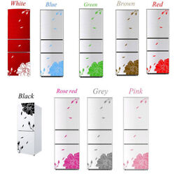 Removable Flower Refrigerator Wall Stickers Art Decal Vinyl Kitchen Home Decor $4.29