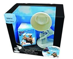 DISNEYPIXAR LUXO JR. COLLECTIBLE DESK LAMP+UP BLURAYDVDDIG.COPY-NEWRAREOOP!