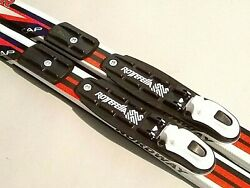 Kid#x27;s Waxless Skis NNN Bindings by Rottefella Cross Country XC Youth Nordic $79.54