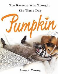 Pumpkin: the Raccoon Who Thought She Was a Dog by Laura Young