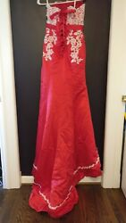 Ball evening dress size XS S new
