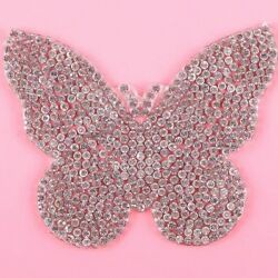 USA! Exclusive Butterfly Crystal Nipple Pasties Women Bra Breast Stickers