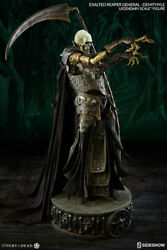 SIDESHOW Court of the Dead Exalted Reaper General Demithyle Legendary Figure