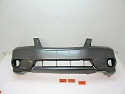 FRONT BUMPER COVER LOWER GRILL HAS FOG LIGHT LAMP HOLES 05 06 MAZDA TRIBUTE OEM