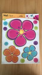 wall stickers flowers $3.90