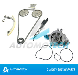 Timing Chain Kit & Water Pump For GM Cobalt Classic 2.0L 2.2L 2.4L