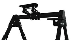 ~Race Simulator Gaming Chair Stand FS3 Wheel Foldable Triple TV Monitor Holder