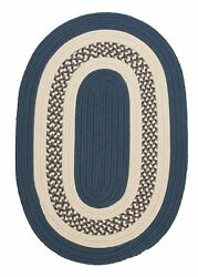 Bay Isle Home Rockport Lake Blue IndoorOutdoor Rug