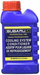 Genuine Subaru Cooling System Conditioner Add To Coolant Head Gasket Maintenance $5.95