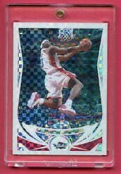 (JERSEY#) 2004-05 Topps Chrome X-Fractors LeBron James 23110 RARE SP 2ND YEAR