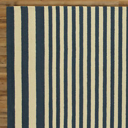 Breakwater Bay Moynihan Navy IndoorOutdoor Rug