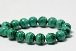 6MM Genuine Natural Malachite Beads South Africa AAA Round Loose Beads 3.5