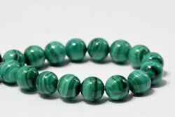 6MM Genuine Natural Malachite Beads South Africa AAA Round Loose Beads 7