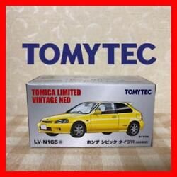 TOMICA LIMITED VINTAGE NEO MINI CAR DIECAST HONDA CIVIC LV N165 JAPAN TOMY TECH $219.00