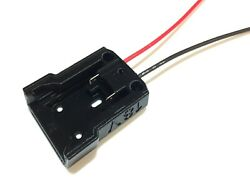 Battery adapter for Milwaukee 18V M18 XC18 dock power connector 12 gauge $16.00