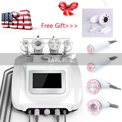 S-SHAPE Ultrasound Cavitation 4in1 RF Vacuum lose weight Machine Free Photon US