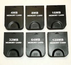 New Memory Card for Nintendo Gamecube Wii $7.95
