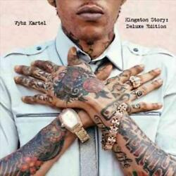 Kingston Story [Deluxe Edition] by Vybz Kartel (Vinyl Aug-2012 2 Discs...