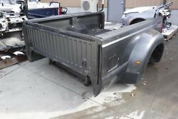 FORD F350SD PICKUP BED 8' DRW W5TH WHEELCAMERALIGHTS WO GATE 12 13 14 15 16