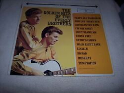 LPTHE GOLDEN HITS OF THE EVERLY BROTHERS  **EXC VINYL**   #1959 $13.00