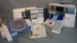 BERNINA 560 E Sewing and Embroidery Machine
