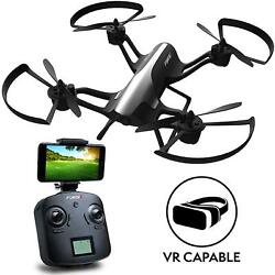 Drones Camera for Adults Kids F72 WiFi FPV Newbies with Camera HD 72 Brand NEW $75.00
