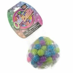 DNA STRESS BALL FOR KIDS TACTILE SQUISH SQUEEZE FIDGET