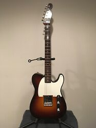 Fender Custom Shop 57 Esquire Journeyman Relic Chocolate 2-Tone Sunburst