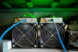 Ƀ💲✅⚡️1 week 168 Hours Mining Contract 14.5 THs antMiner S9 Bitmain BITCOIN BTC
