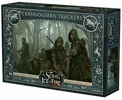 A Song of Ice and Fire Miniature Game Stark Crannogman Trackers NEW $28.00