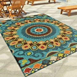 RUGS AREA RUGS 8x10 OUTDOOR RUGS INDOOR OUTDOOR CARPET LARGE KITCHEN PATIO RUGS