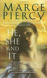 NEW - He She and It: A Novel by Piercy Marge