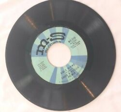 *VERY RARE* CHUCK & PHYLLIS PALMER THE GARBAGE MAN GIRLS BEHIND OBSCURE JAZZ