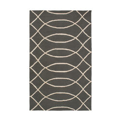 Surya CTY4039-810 Courtyard Outdoor Rug Gray and Neutral