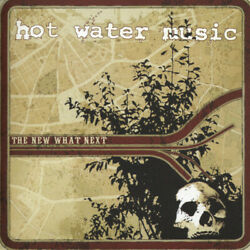 Hot Water Music - New What Next [New Vinyl] Colored Vinyl