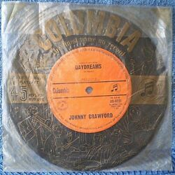 JOHNNY CRAWFORD-DAYDREAMSSO GOES THE STORY