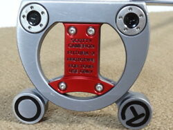 Scotty Cameron Tour Deep Milled Futura X Deluxe T Coa Putter 36Inch 30g 15g