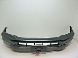 FRONT BUMPER COVER for 03 04 05 HONDA PILOT SAGE BRUSH PEARL GREEN LICENSE PLATE