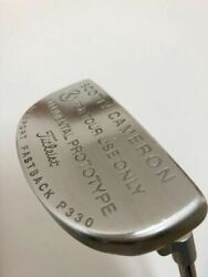 Used Scotty Cameron  Newport Fastback Circle T Titleist Sss 34Inch Freeshipping