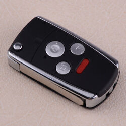 Remote 3+1 4 Button Folding Flip Key Shell Fob Case fit for Honda Accord Civic $7.63